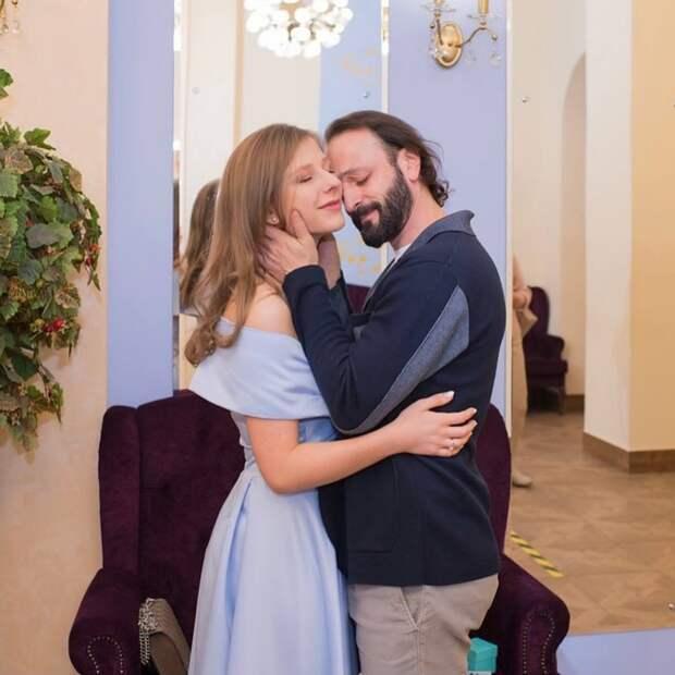 Авербух и Арзамасова: свадьба