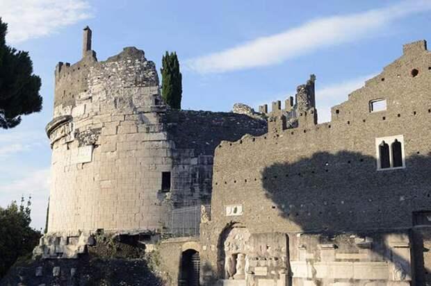 Римский бетон в древней гробнице открывает секреты своей прочности
