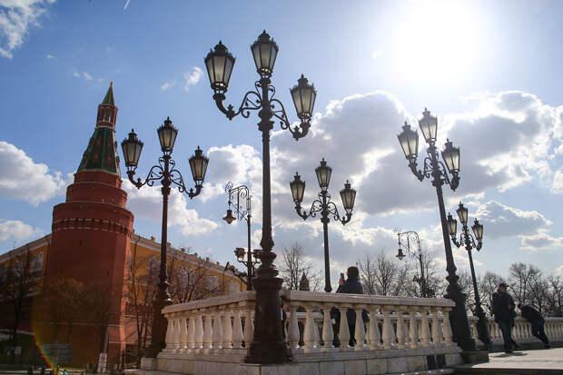 Синоптик рассказал, когда в Москву вернётся солнце