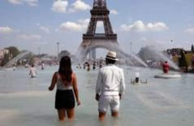 Жара вернется во Францию