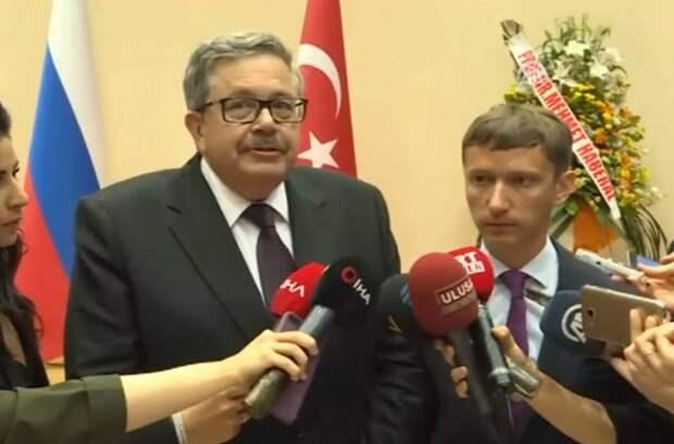 «Прощайтесь с жизнью»: турки угрожают российскому послу в Анкаре