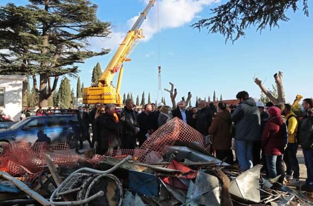 Недовольным застройкой Форосского парка крымчанам пообещали поддержку