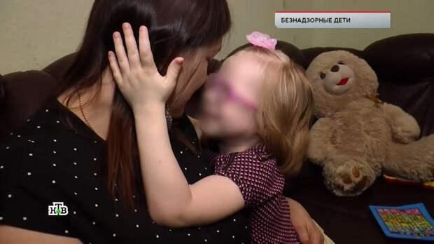 Спасенная из опекунского ада девочка-маугли нашла новую семью