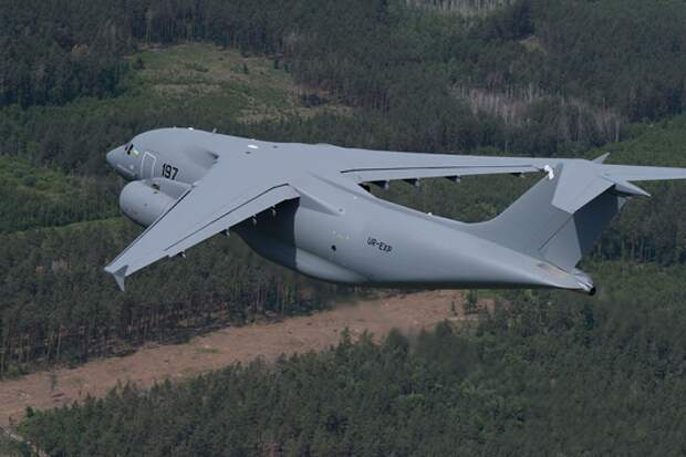 Начата финальная сборка первого и единственного Ан-178 для американского рынка
