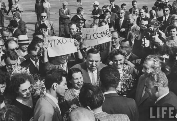 Никсон в СССР