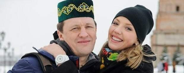 Актриса Галина Боб родила дочку