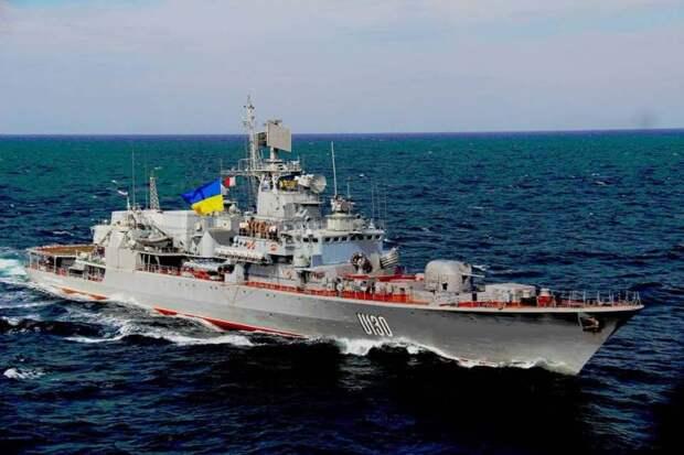 Фрегат вместо корвета: получит ли Украина новый боевой корабль