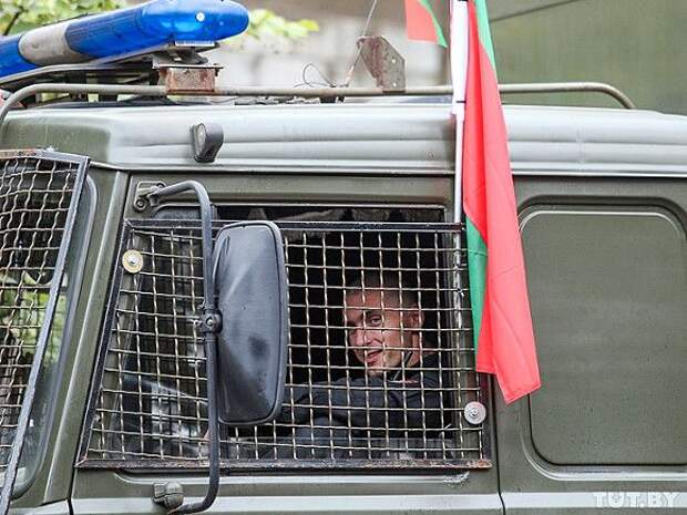 Белорусский врач, работавший в России, арестован за оскорбление милиции