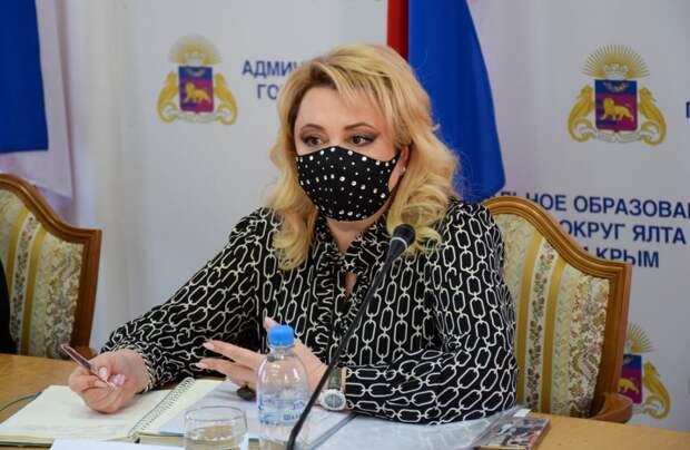 """Экс-директор """"Массандры"""" Янина Павленко будет выполнять обязанности главы администрации Ялты"""