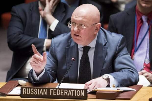 Германия и США накинулись на Россию в ООН — Небензя ответил