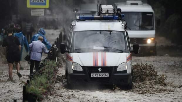 Власти Ялты сообщили, что число пострадавших от наводнения выросло до 49 человек