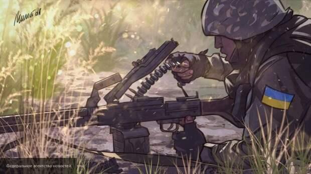 Котенок: В Донбасс прибыли натренированные США боевые егеря ВСУ