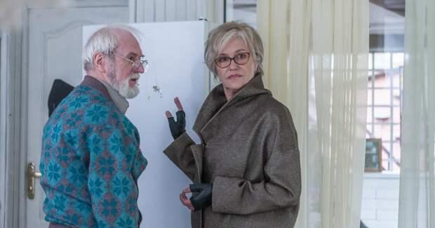 59-летняя Ирина Розанова играет серийную убийцу: первые фото
