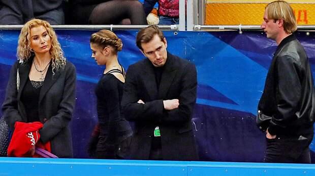 Почему Косторная хочет вернуться к Плющенко