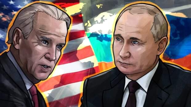 Байден рассчитывает встретиться с Путиным в июне