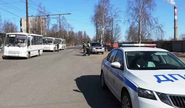 Маршрутчиков Петрозаводска ждет масштабная проверка после жалоб горожан
