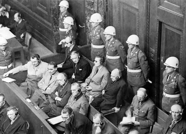 Главный урок Нюрнберга: Запад прикрывал нацистов как своих
