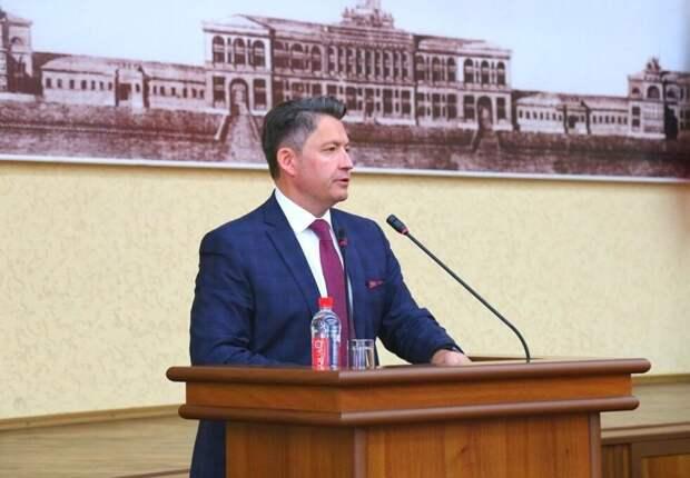 Главе Ижевска предложили возглавить список партии «Единая Россия» на выборах в гордуму