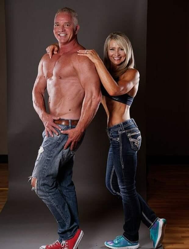 Мышцам этой бабушки завидуют даже мужчины. Аведь когда-то она боялась идти вспортзал