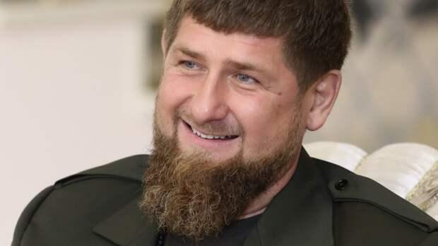 Кадыров объявил себя проектом Путина