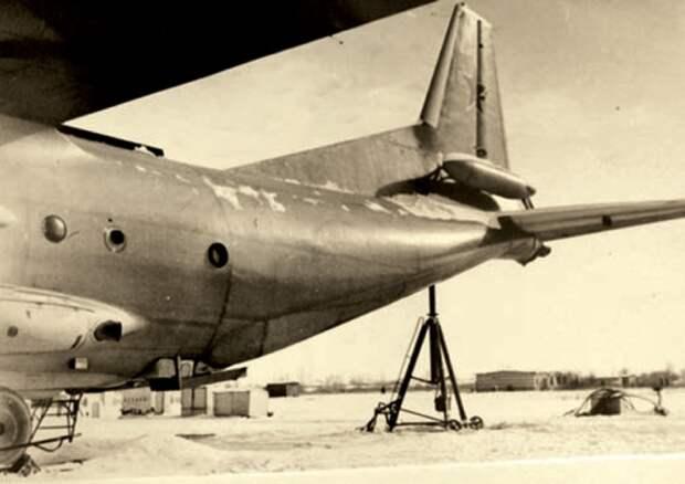 самолет радиоэлектронного противодействия, ан-12пп, авиационные средства защиты