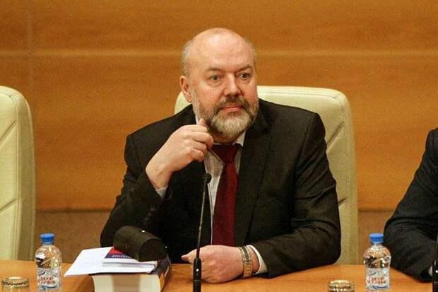 Павел Крашенинников. Фото: duma.gov.ru
