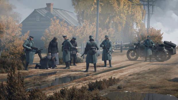 """""""Партизаны 1941"""""""