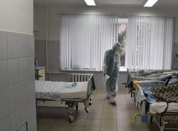 В больницах Кубани находятся более 1500 ковид-пациентов