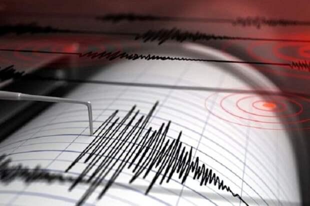 Около Филиппин произошло сильное землетрясение
