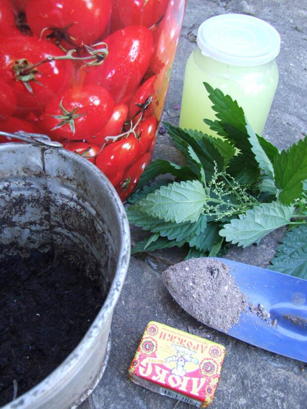 Для улучшения почвы применяется много народных средств.