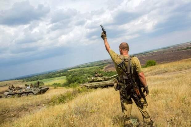 Власти Украины опровергли сообщение о вторжении российских войск