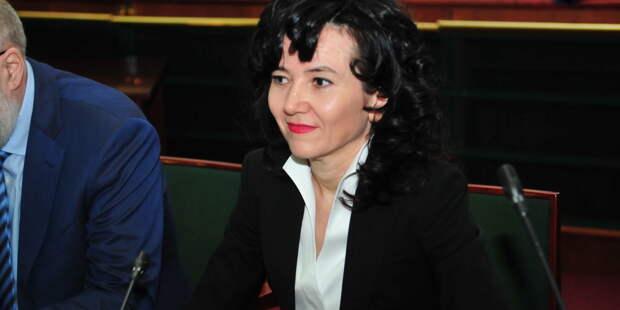 Лидия Михеева стала секретарем Общественной палаты