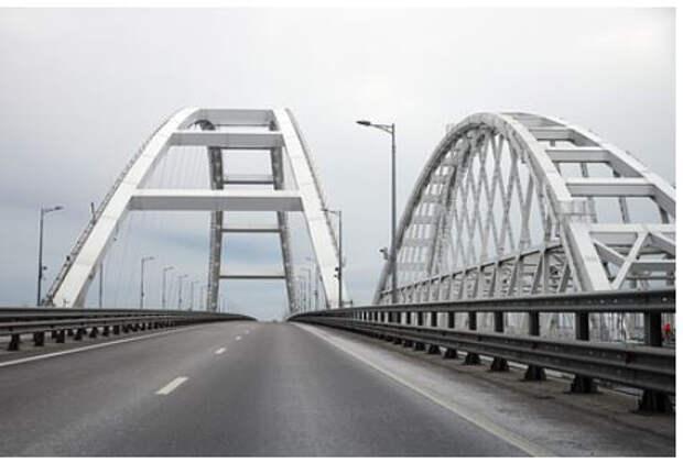 На Украине рассказали про срыв плана по уничтожению Крымского моста