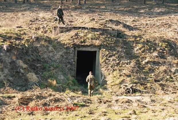 Тайны Третьего Рейха: «Лагерь дождевого червя» Приколючения, загадки, история, третий рейх, факты