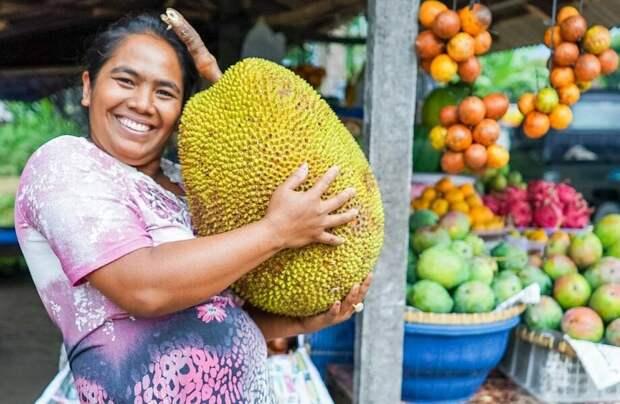 Карамбола, мангостин, лонган и еще 10 необычных фруктов со всех частей света