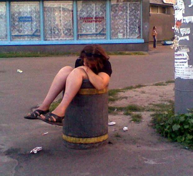 Смешные фото и картинки про пьяных девушек - самые ржачные