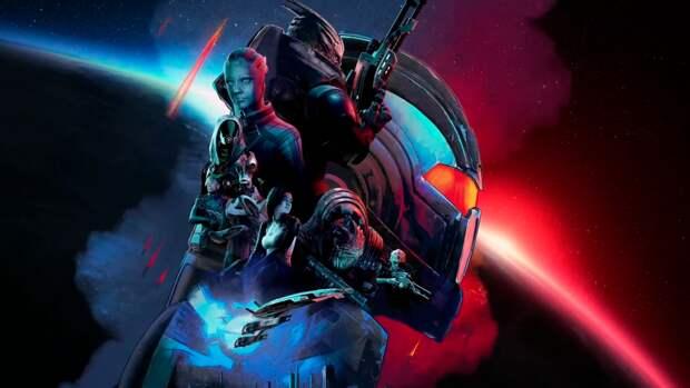 EA дарит дополнительный контент по случаю выхода Mass Effect Legendary Edition