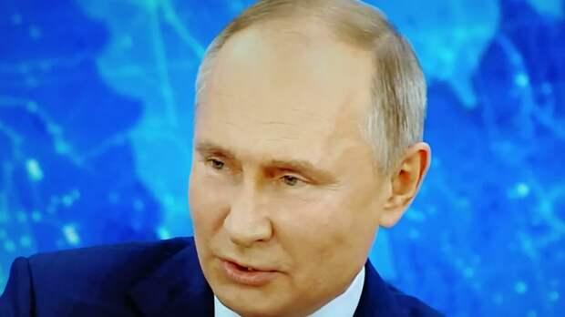 """Крылатую фразу года сказал Путин. """"Чуть длиннее, чем у Лаврова, но..."""""""