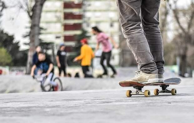 В Сочи построят новый скейт-парк