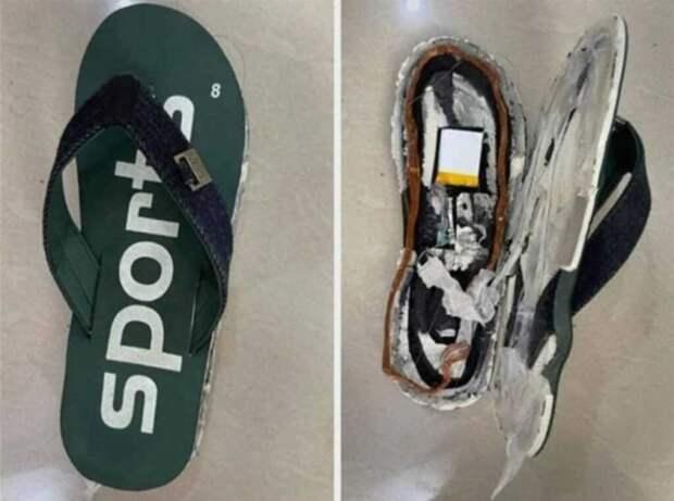 Индийских студентов могут посадить в тюрьму из-за обуви для списывания