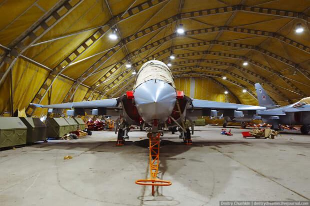Борисоглебская авиабаза