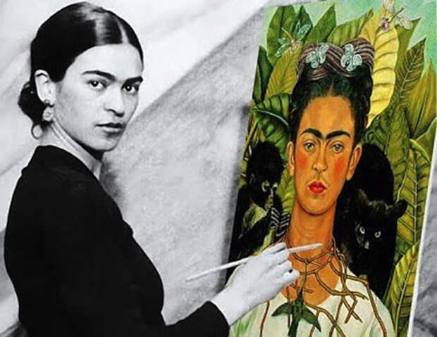 Дерево надежды стоит прямо. Медицинская история Фриды Кало