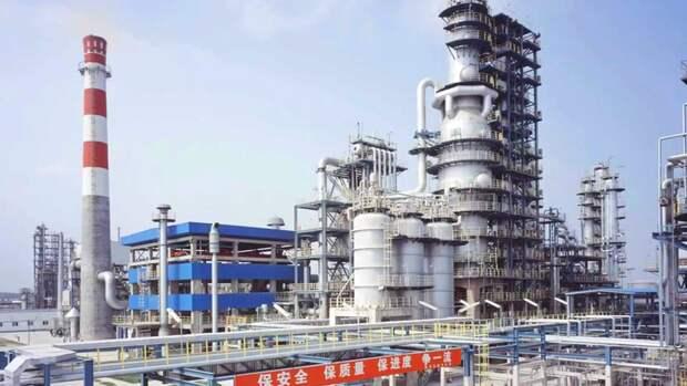 Пошел позитив: НПЗ КНР увеличивают производство топлива