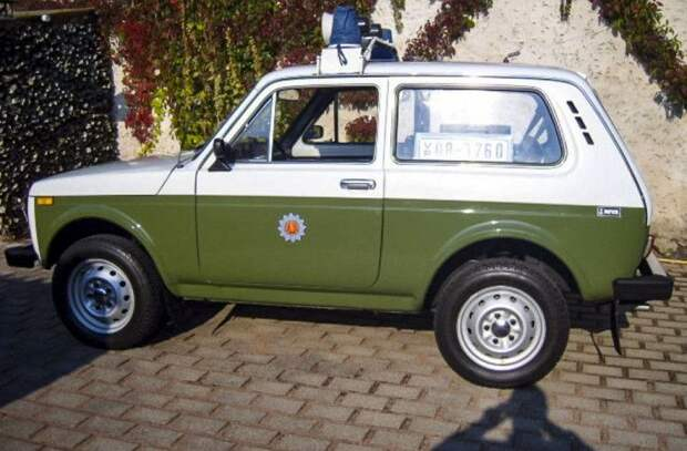 """В Германии продают уникальную """"Ниву"""" 2121, авто, автоваз, ваз, ваз 2121, нива, продажа авто, экспорт"""