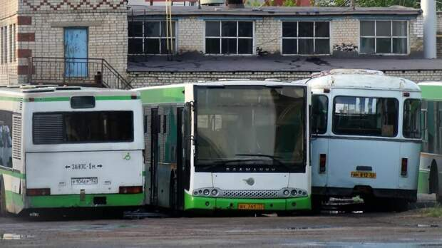 Арзамас-2019. И вновь продолжается бой! Арзамас, ЛиАЗ 677, автобус, автомир, лиаз, общественный транспорт, ретро техника