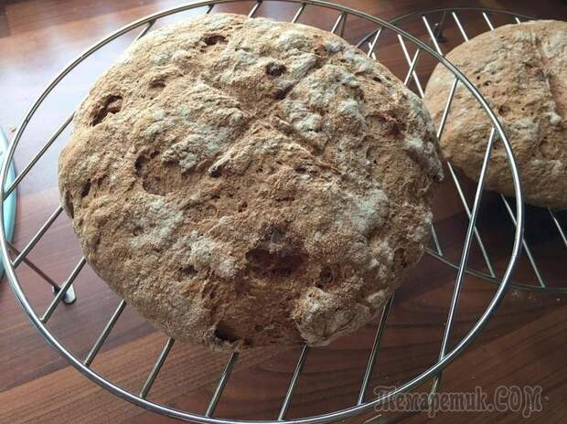 Sauerkrautbrot или хлеб с квашеной капустой