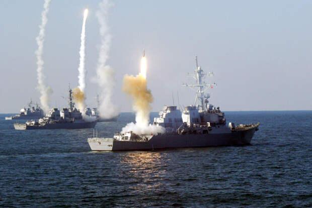 Даже если допустить, что русские «Калибры» хуже американских крылатых ракет и условно США могут...