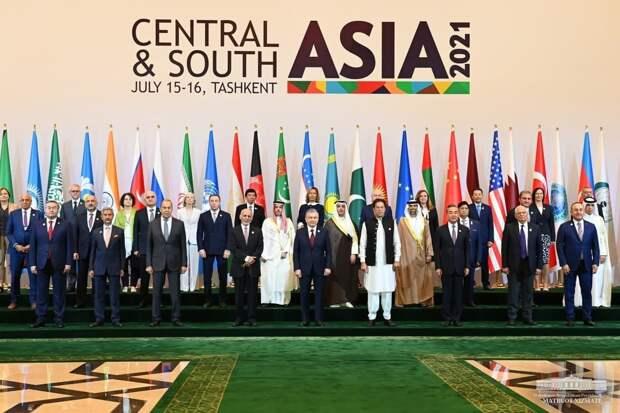 Россия и Китай преграждают путь американской и турецкой экспансии в Центральную Азию