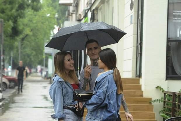 Прогноз погоды на неделю в Краснодаре: ожидаются дожди