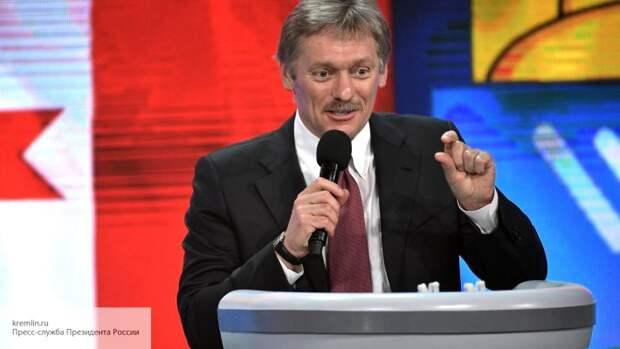 Песков: при Зеленском не удалось продвинуться ни на йоту в реализации Минского комплекса мер